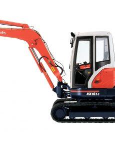 Midi Excavator Kubota KX161-3