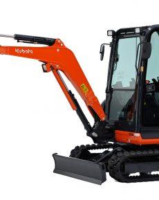 Mini Excavator Kubota U27-4